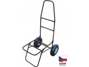 Rybářský vozík NEPTUN PNEU sona  český výrobek