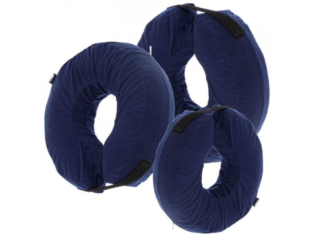 Ochranný límec pro psy, nafukovací, 36 - 50 cm