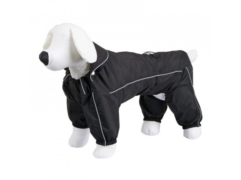 Kerbl pláštěnka pro psy Manchester, černá, M