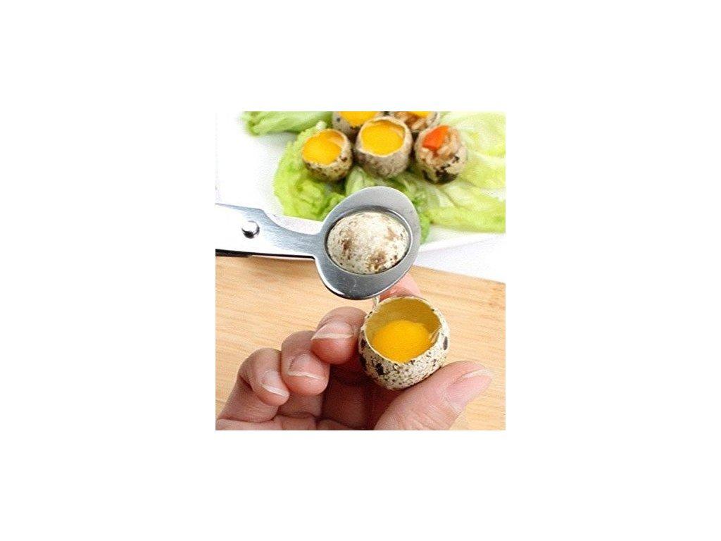 Nůžky na křepelčí vejce