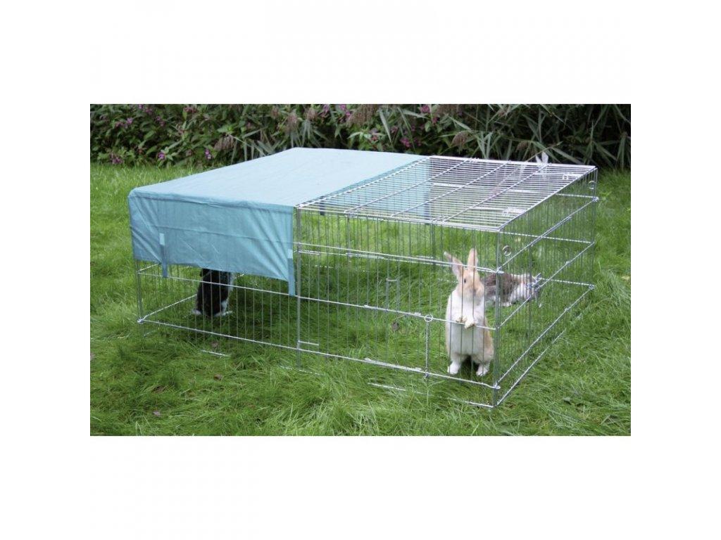 Výběh pro králíky, hlodavce a drůbež 144 x 112 x 60 cm