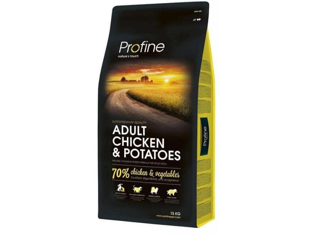 NEW Profine Adult Chicken & Potatoes 15kg | Tenesco.cz