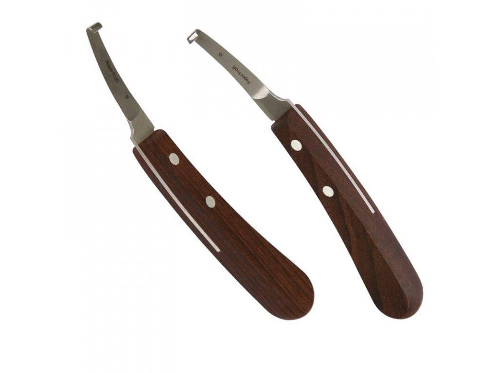 Nůž kopytní SuperProfi, jednostranný, úzký, pravá