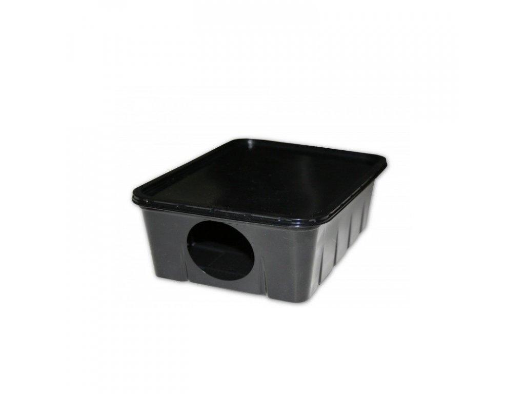 box deratizacni plastovy na mysi a potkany 19 x 145 cm