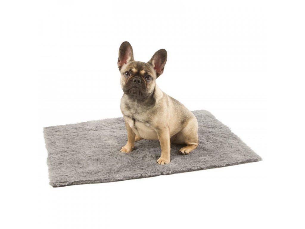 Podložka pod psy Furbed, vysoušecí deka, 100 x 75 cm