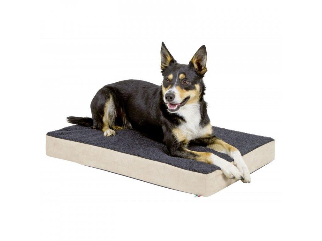 Zdravotní matrace pro psy z paměťové pěny, 115 x 75 x 8 cm