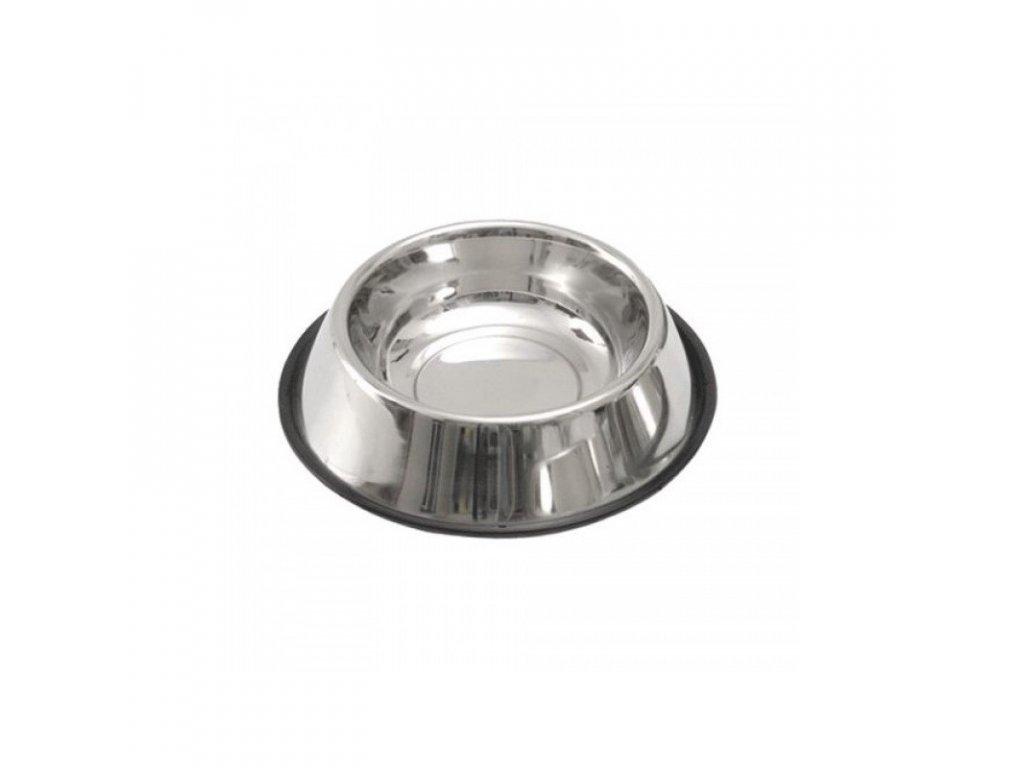 Miska pro psy a kočky, nerezová, 1800 ml