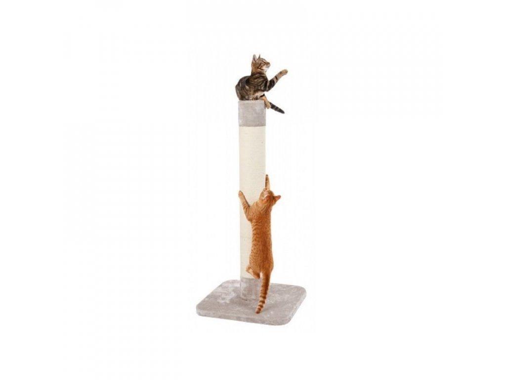 Škrabadlo pro kočky OPAL Jute, 119 cm