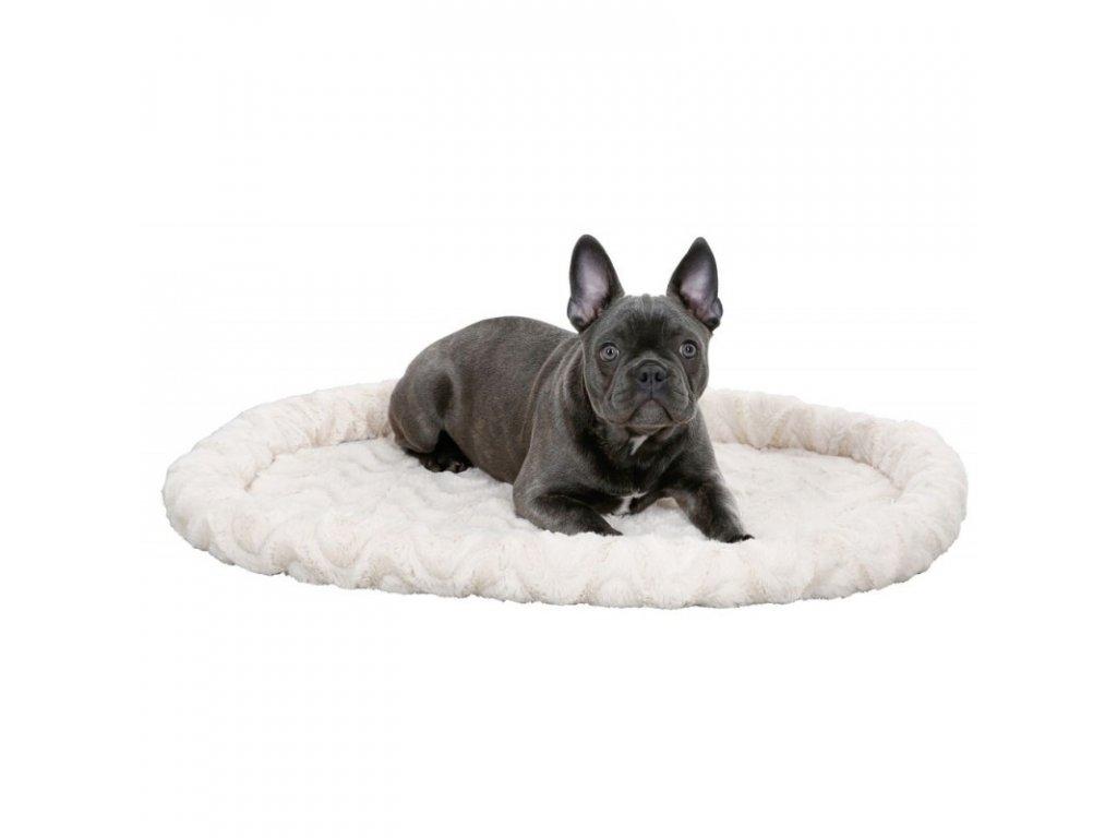 8653 pelisek pro kocky a psy oboustranny 54 x 45 cm bezova