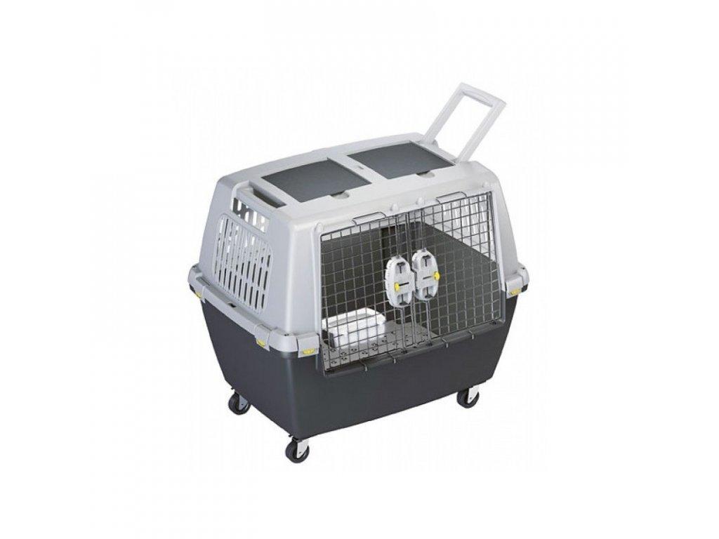 Gulliver Touring přepravka pro psy a kočky dělitelná 80x58,5x62 cm