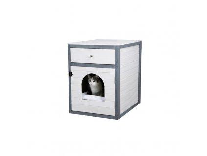 Skříňka KERBL - toaleta nebo pelíšek pro kočky
