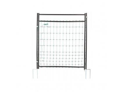 Brána k sítím pro elektrické ohradníky, 125 cm