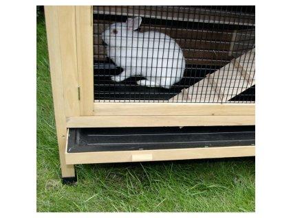 Podlážka náhradní ke králíkárně Appartment, 84,5 x 54 cm, horní / 84,5 x 54 cm