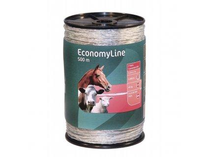 Monolanko nylon, pro ohradníky, 1,4 mm, 500 m