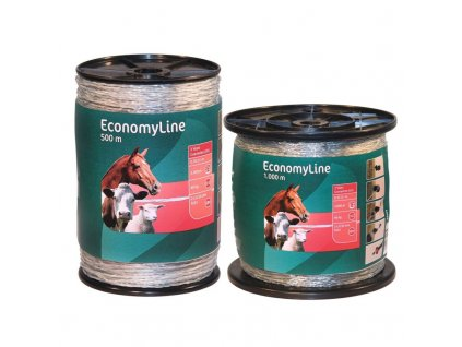 Monolanko nylon, pro ohradníky, 1,4 mm, 1000 m