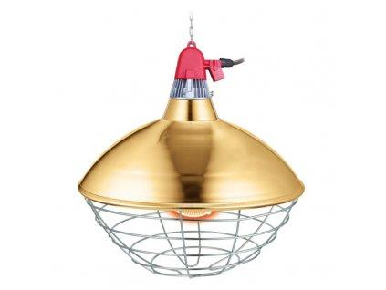 Interheat karbonová lampa pro drůbež CPBT300, prům. 40 cm
