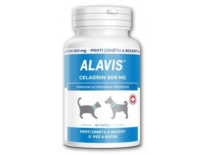 5463 alavis celadrin 500mg 60 tablet