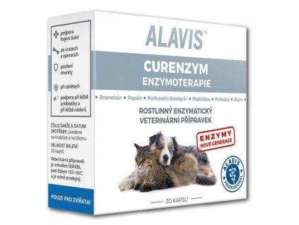 5469 alavis curenzym enzymoterapie 20 kapsli