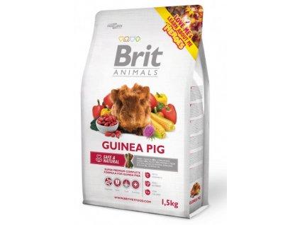 2724 brit animals guinea pig complete 1 5kg