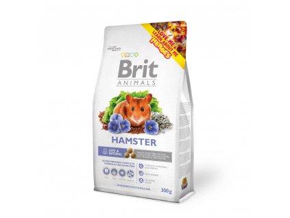 2835 brit animals hamster complete 300g