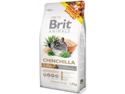 2748 brit animals chinchila complete 1 5kg