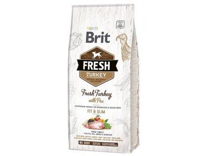 6939 brit fresh turkey pea light fit slim 12kg