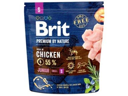 5286 brit premium by nature junior s 1kg