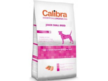 7842 calibra dog hypoallergenic junior small breed chicken 7kg