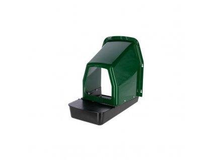 Kukaň pro drůbež plastová 37x44x49,5cm