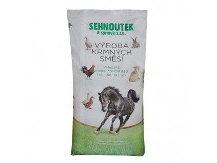 KKV KC - kompletní krmivo pro výkrm králíků s antikocidiky