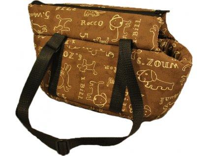 6372 magnum taska bavlna 40cm vzor 27