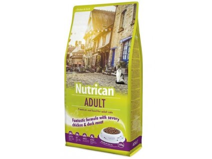 6813 nutrican cat adult 10kg
