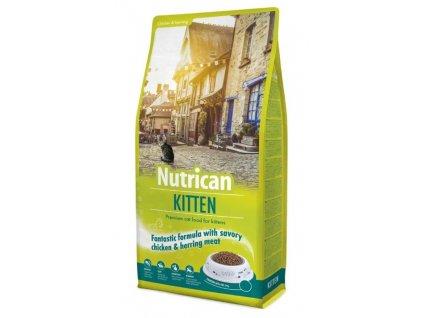 6807 nutrican cat kitten 10kg
