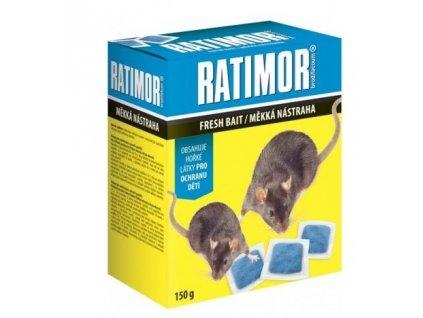 Ratimor Měkká nástraha - jed na hlodavce