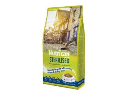 6816 nutrican cat sterilised 2kg