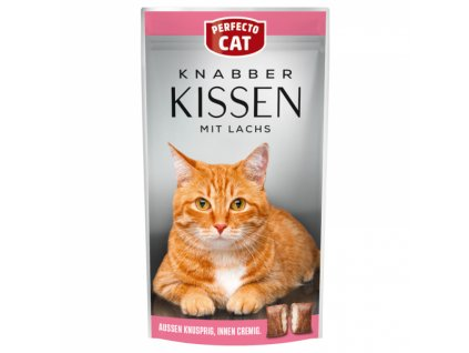 4590 perfecto cat plnene polstarky s lososem 50g