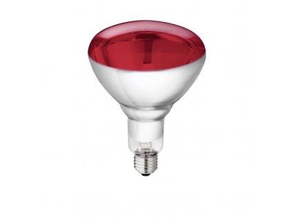 Infražárovka Philips, červená, 250 W