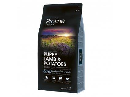 profine puppy lamb potatoes 15+3kg