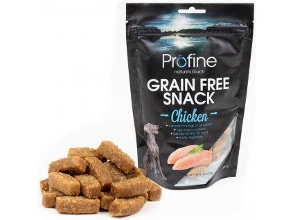 10518 profine grain free snack chicken 200g 5 1 zdarma
