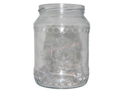 sklenice 730 ml cesky med csv
