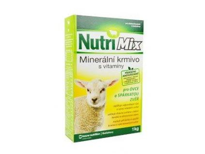 NutriMix pro ovce, kozy a spárkatou zvěř