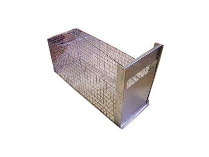 Sklopec - jednostranná past na krysy, potkany nebo kočky, 68 cm