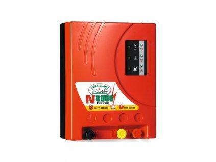 Zdroj Euro Guard N 8000 pro elektrický ohradník