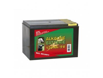Baterie 9V/120 Ah