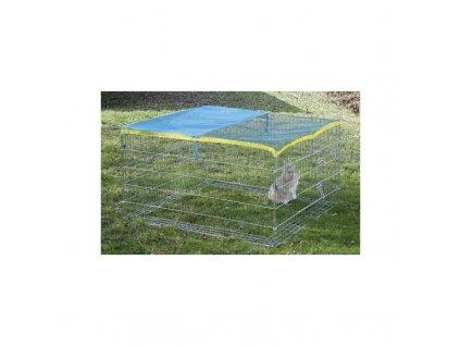 Výběh pro králíky, morčata a jiné hlodavce 115 x 115 x 65 cm