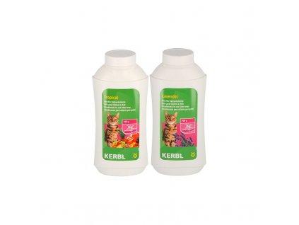 Deodorant do toalety pro kočky, 700g, tropic