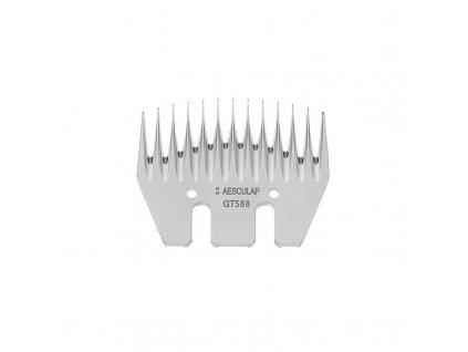 Nůž stříhací horní Aesculap Econom II, 13 zubů / 3,5 mm pro ovce