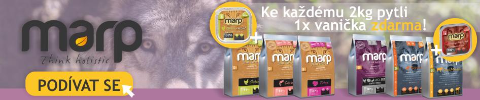 MARP - akce krmivo plus vanička
