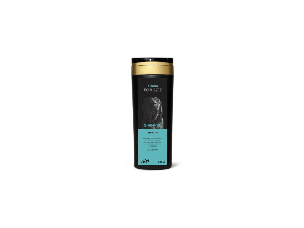 Fitmin For Life Sensitive šampón pro psy 300 ml