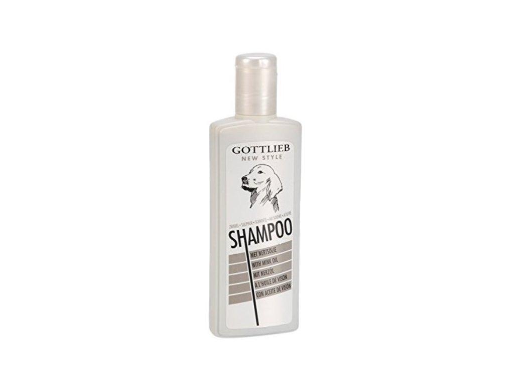 Šampon Gottlieb Zwarelteer (sirný) 300 ml